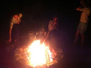 Pfadrangertreffen | Feuer