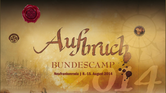 Bundescamp 2014 – Teaser