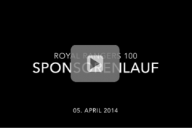 Sponsorenlauf 2014 Video