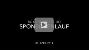 RR100 | Sponsorenlauf 2014